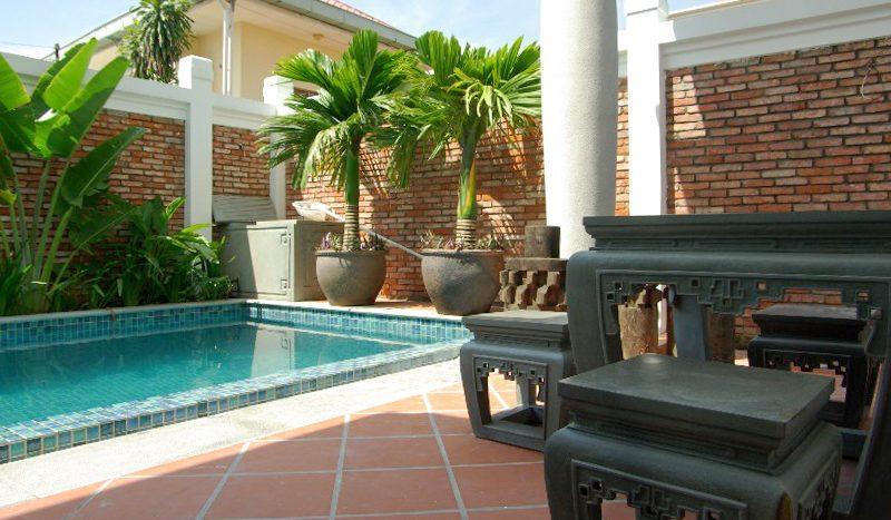 Villa in Thao Dien for rent