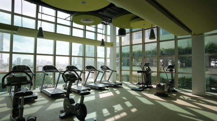 Vista duplex penthouse HCMC