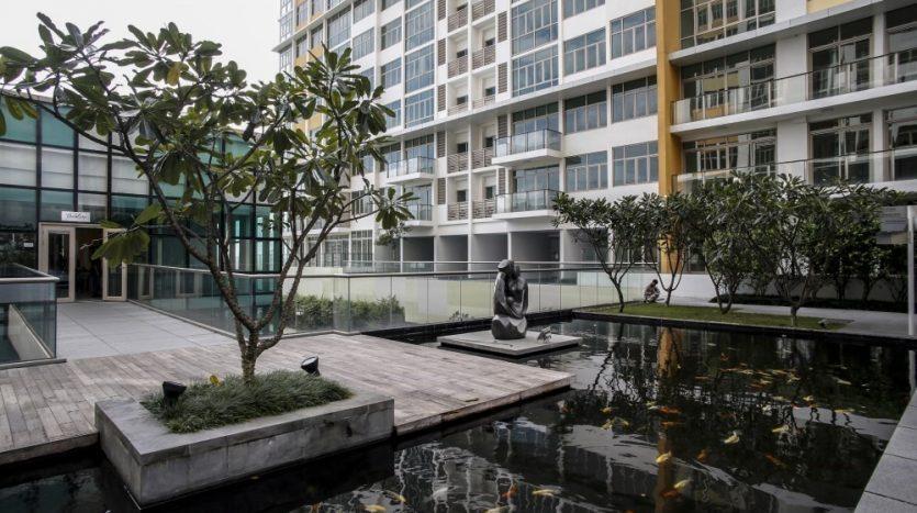 Ho Chi MInh City rentals: The VIsta