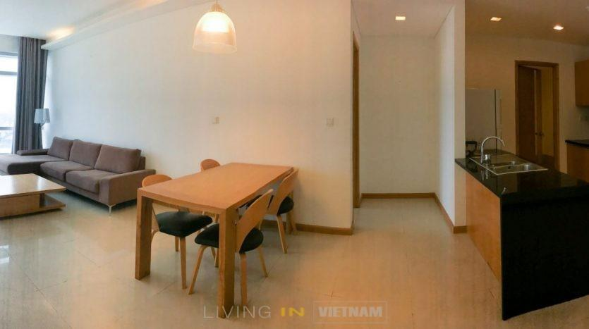 Apartment for rent at Petroland tower district 7