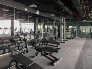 Gym at the Gateway Thao Dien