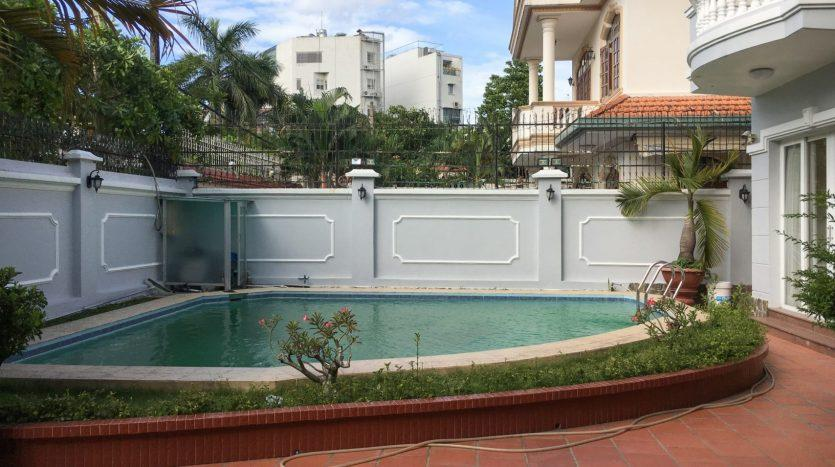 House for rent in district 2