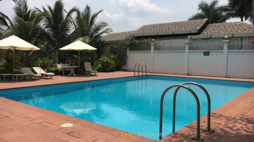 House for rent in Thao Dien