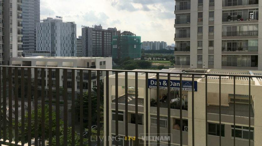 Penthouse for rent in Phu My Hung