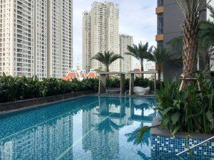 Bể bơi Nassim Thảo Điền