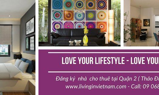 Cho thuê căn hộ chung cư tại quận 2 Thảo Điền và An Phú | TP Hồ Chí Minh
