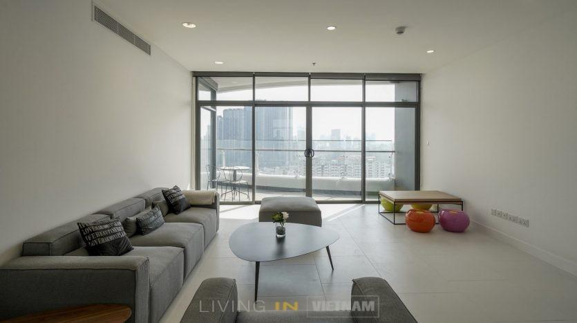 City Garden Apartment 3 bedroom