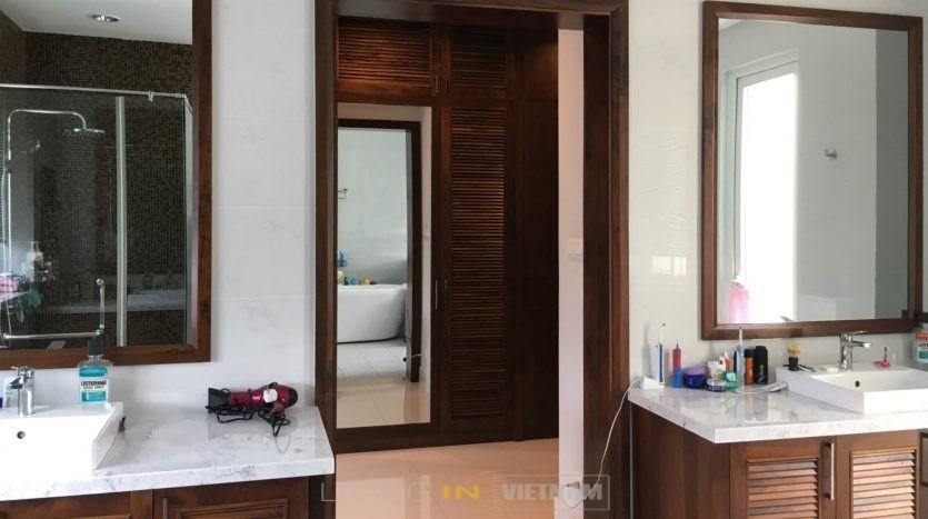 house for lease in saigon