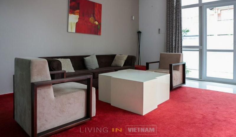House rentals in District 2 Ho Chi Minh City