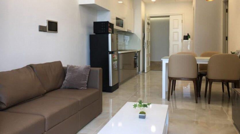 Saigon apartment rentals