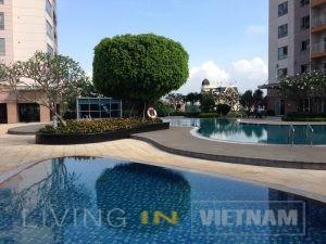Hồ bơi Xi Riverview Palace