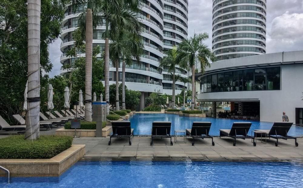 City Garden apartment for rent Promenade 2BR
