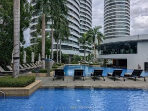 City Garden apartment for rent Promenade 2BR