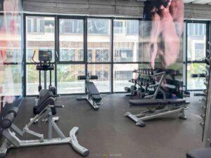 Vinhomes Golden River - Gym