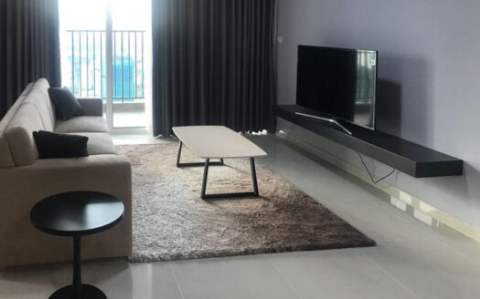 Elegant 2 bedroom apartment in district 2 HCMC