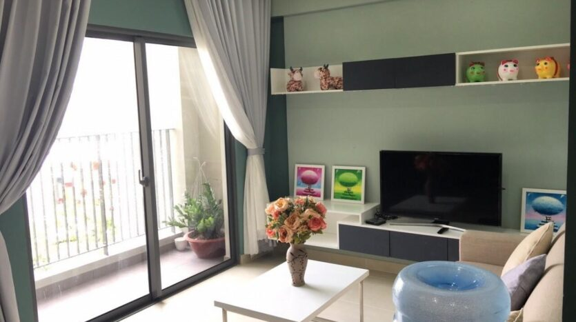 Masteri Thao Dien apartment for rent