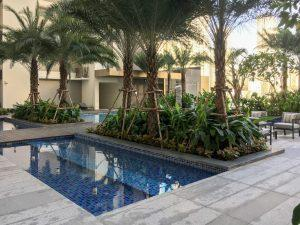 The Nassim Thao Dien Apartments for rent
