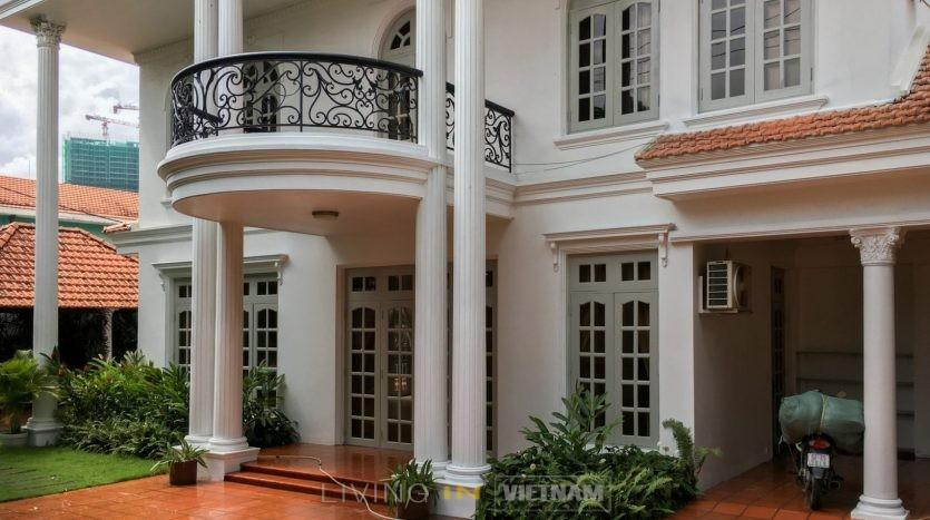One of the nicest villa in Thao Dien for rent