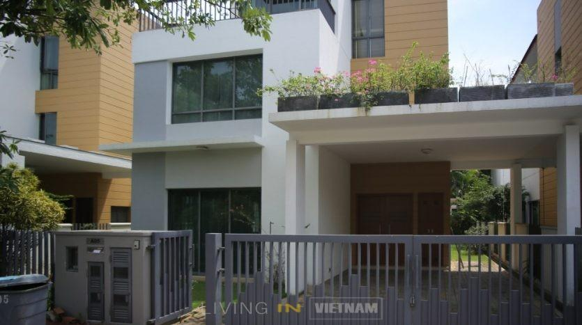 villa riviera HCMC District 2