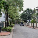 Villa Riviera compound - Nice and safe alleys