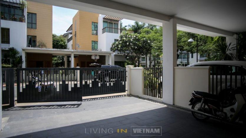 villa riviera compound Ho Chi Minh City