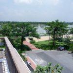 Villa Riviera compound River view