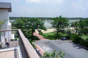 Villa Riviera compound River view