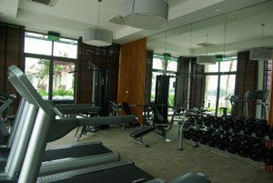 Villa Riviera compound - Gym