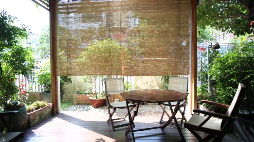 Villa Riviera compound in Saigon D2