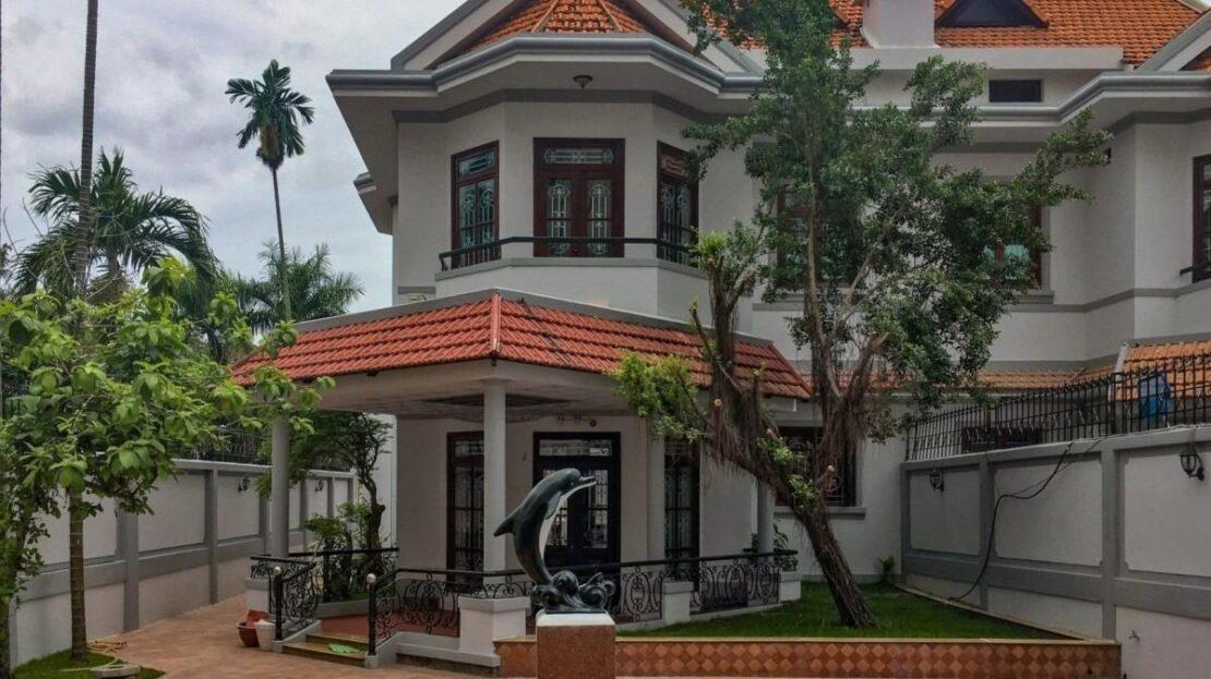 3-BR house for rent Saigon