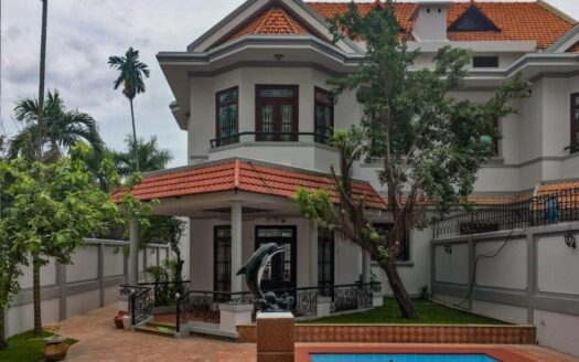 3-BR house for rent Saigon