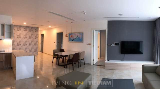 Golden River HCMC District 1 for rent