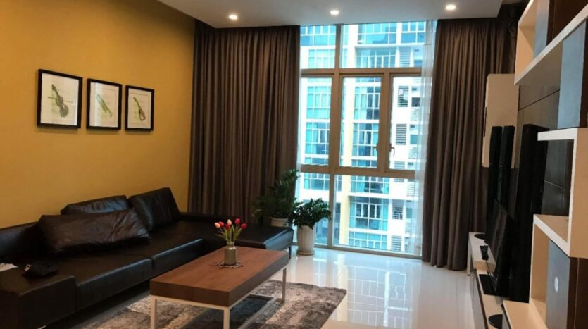 Apartment in Saigon for Rent: Vista An Phu