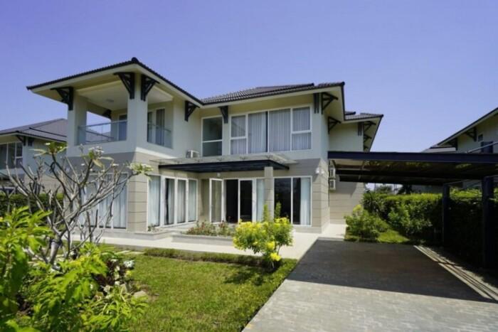 Id 1013 saigon villas hill new compound in district 9 4 br house