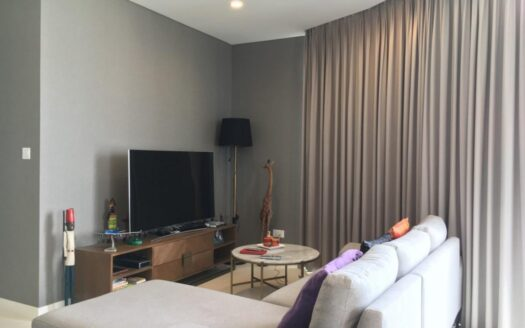 Stunning furnished apartment with view in City Garden
