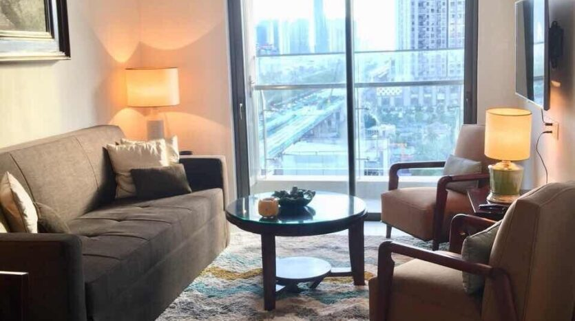 Rent at Gateway Thao Dien: 1 bedroom apartment