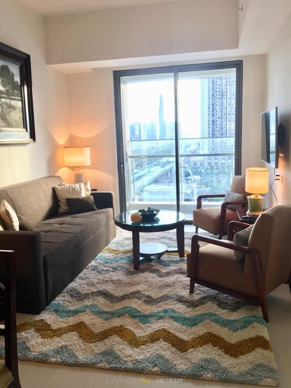Gateway Thao Dien: 1BR Apartment For Rent In D2