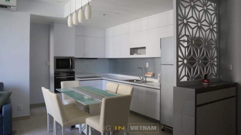 Masteri Thao Dien apartment: 2 bedrooms