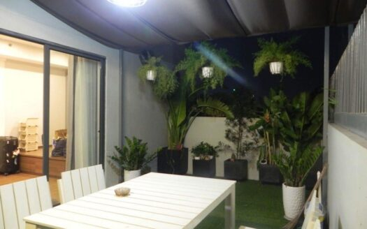 Masteri Thao Dien Apartment with terrace