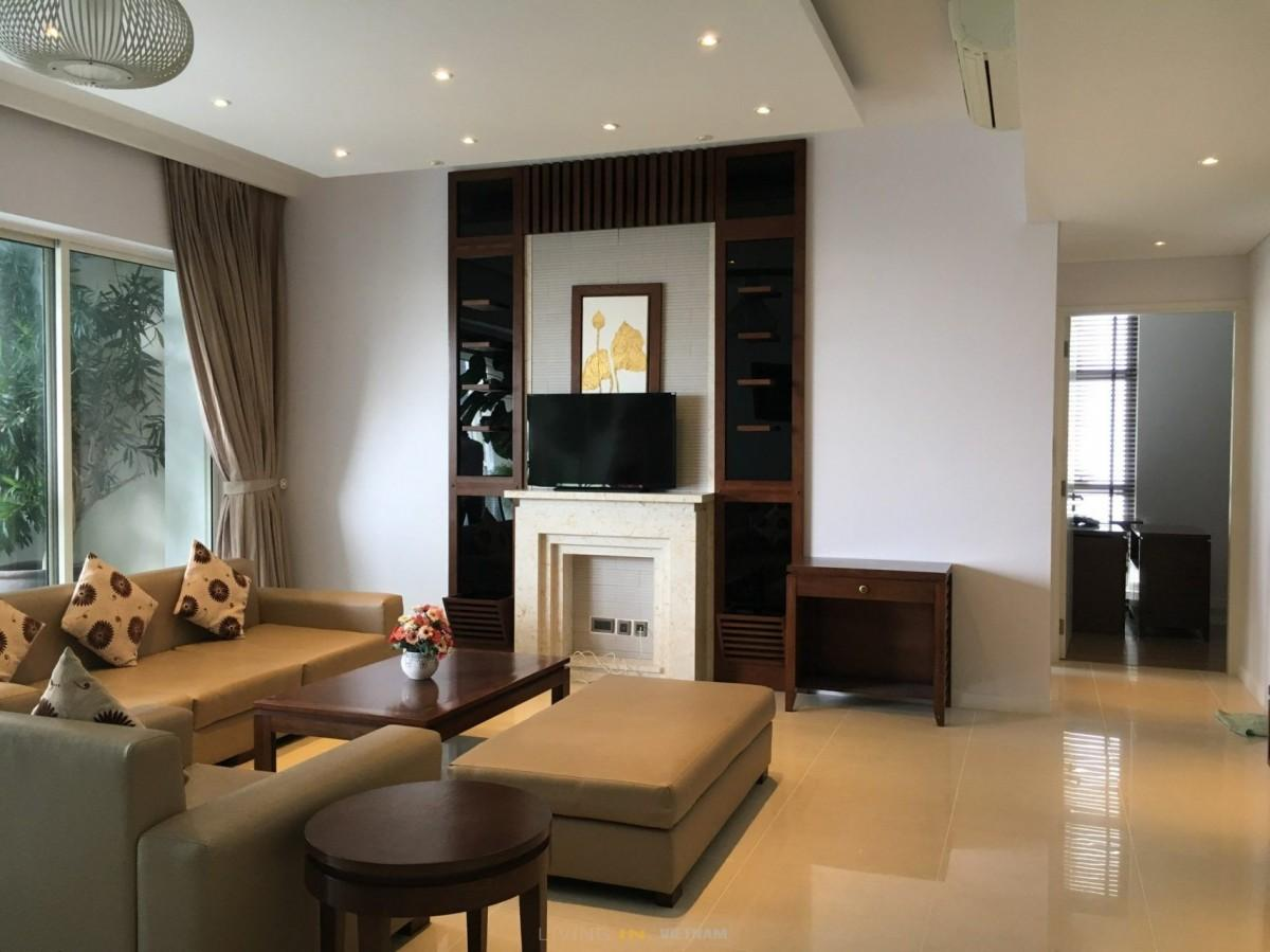 Apartment for rent in district 2 Ho Chi Minh City | The ...