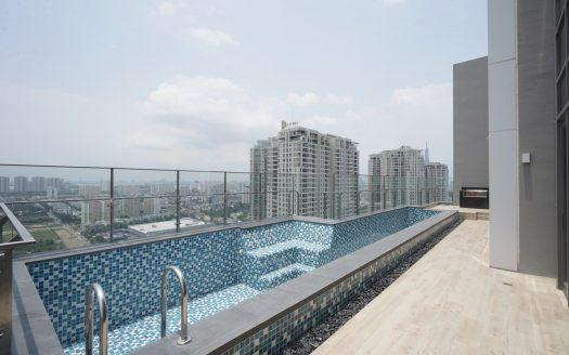 Luxury penthouse in Saigon: The Nassim