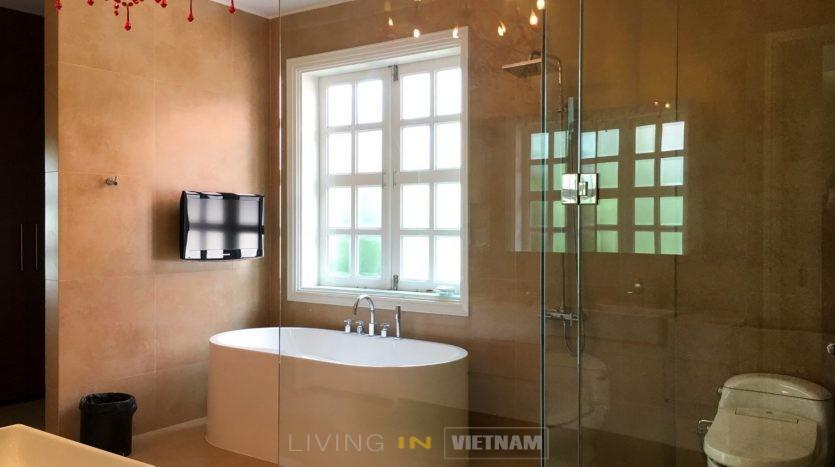 villa in an phu for rent