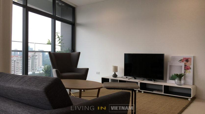 City Garden furnished flat