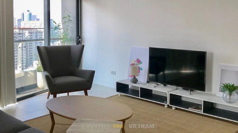 City Garden HCMC furnished flat for rent