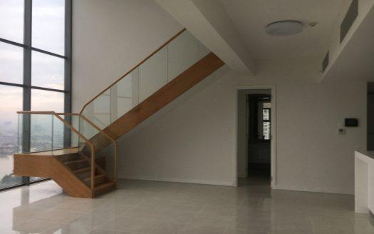 Gateway Thao Dien Duplex apartment for rent