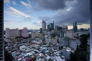 Luxury apartment for rent at the Lancaster in Ho Chi Minh City