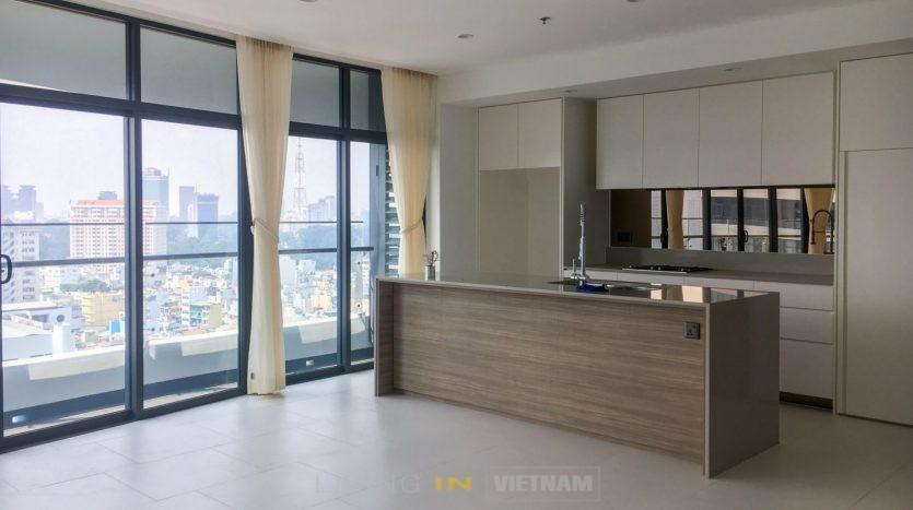 city garden apartment in Saigon