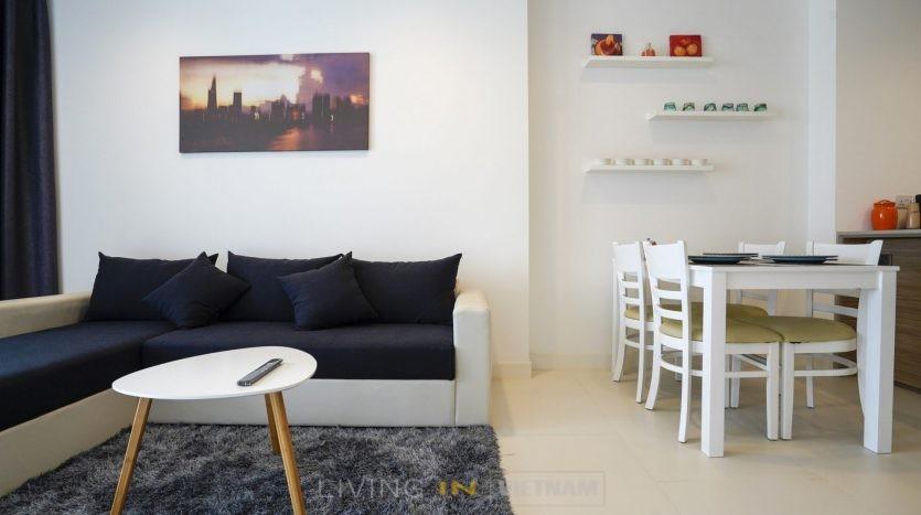 Modern style apartment in City Garden