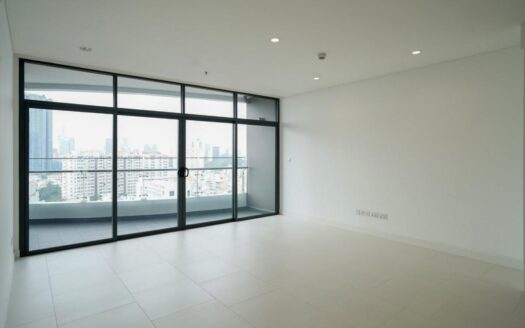 ID: 1479 | City Garden, HCMC | Large unfurnished 3-BR apartment on high-floor (160m2) 1
