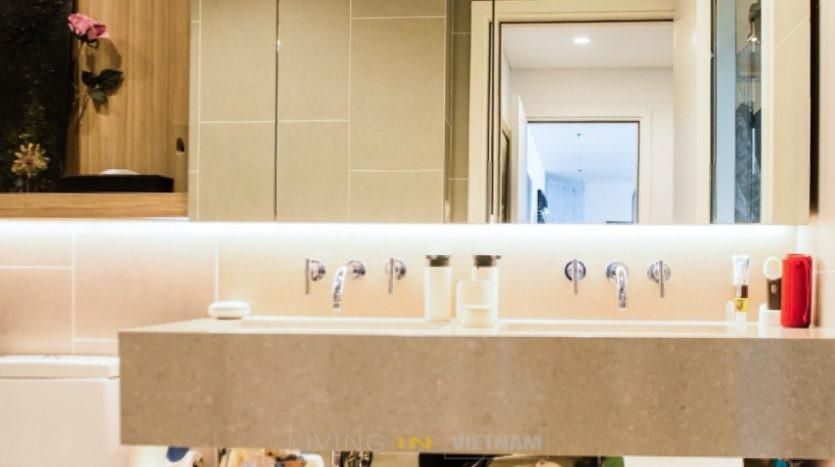 city garden apartment for sale in HCMC
